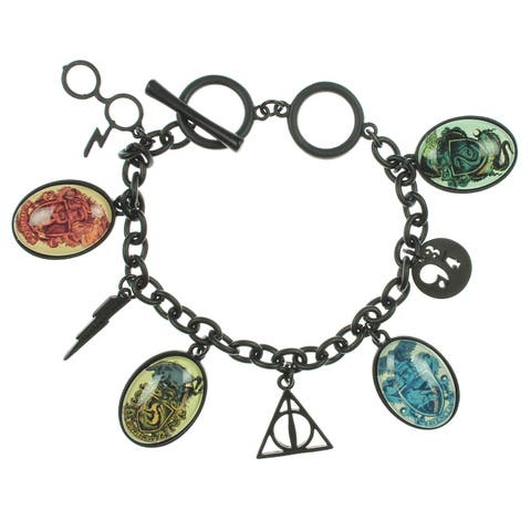 Harry Potter Eight Charm Bracelet - One Size Fits Most
