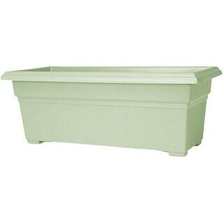 """Novelty Mfg. 30"""" Flowerbox Sage 16300 Unit: EACH"""