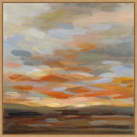 High Desert Sky II by Silvia Vassileva Framed Canvas Art