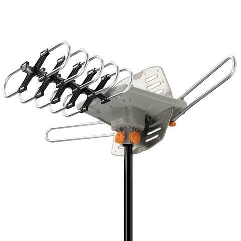 28-36dB 360 Degree Rotation UV Dual-band Outdoor Antenna