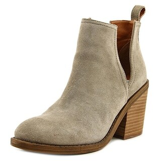 Steve Madden Sharini Pointed Toe Suede Bootie