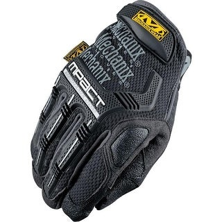 Mechanix Wear MPT-58-011 M-Pact Glove, X-Large, Black