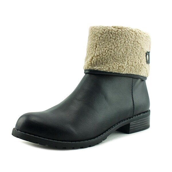 Style & Co Beana Women Black Boots
