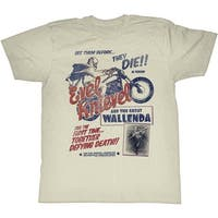 American Classics Evel Knievel Wallenda T Shirt