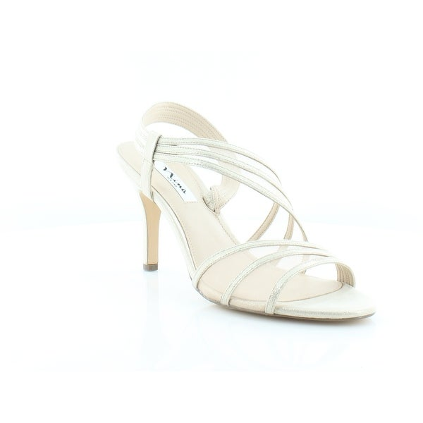 Nina Vidonia Women's Sandals & Flip Flops Taupe Reflect - 11
