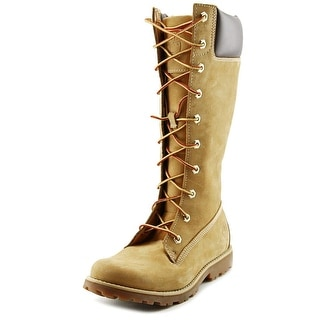 Timberland Asphalt Trail Classic Tall Youth Round Toe Leather Knee High Boot