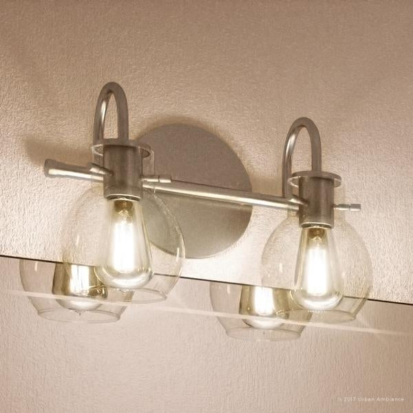 Luxury Vintage Bathroom Light, 9\