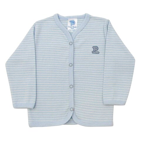 Baby Cardigan Unisex Infant Striped Sweater Pulla Bulla Sizes 0-18 Months