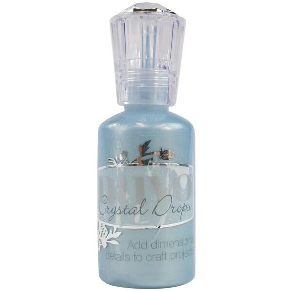 Nuvo Crystal Drops 1.1oz-Wedgwood Blue