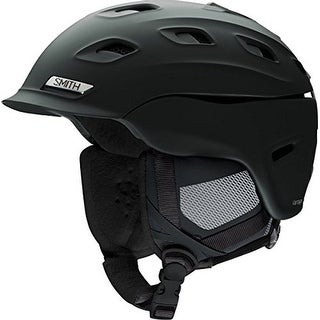 Smith Optics Vantage Women's Snow Helmet (Matte Black/Small) - Black