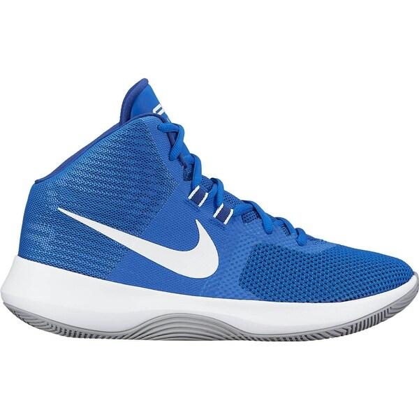 1dd2038e0c15 Shop Nike Air Precision Wolf Grey Black Dark Grey Cool Grey Men s ...