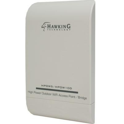 Hawking Technology High Power Outdoor Wi-Fi Directional Access Point/Bridge (Hpow10d)