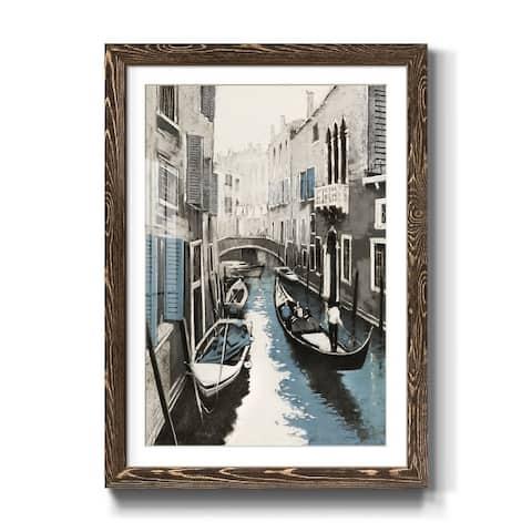 Venice II-Premium Framed Print - Ready to Hang