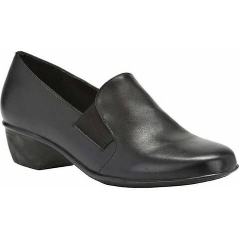 Walking Cradles Women's Teri Black Leather
