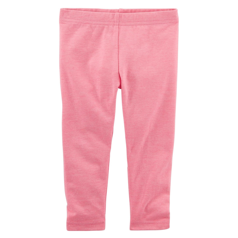 Shop Carter S Baby Girls Capri Leggings 18 Months Free Shipping On Orders Over 45 Overstock 26429003