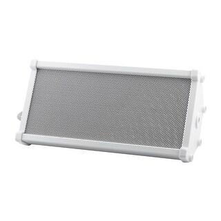 Unique BargainsOutdoor Public Address System Metal Water Resistant Sound Column Audio Speaker