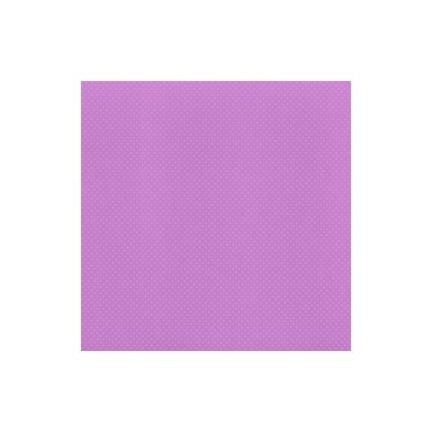 303082 bazzill cdstk 12x12 dotted swiss grape jelly