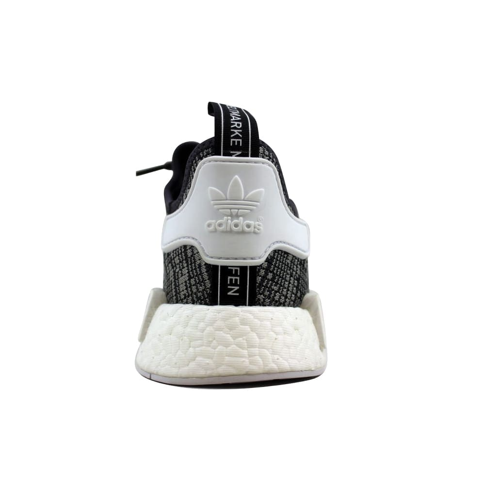 new concept bcd82 113aa Adidas Women's NMD R1 W Black/White-Grey BY3035