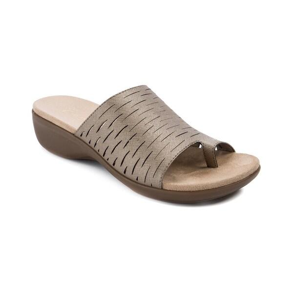 Wear.Ever. Thamen Women's Sandals & Flip Flops Champagne