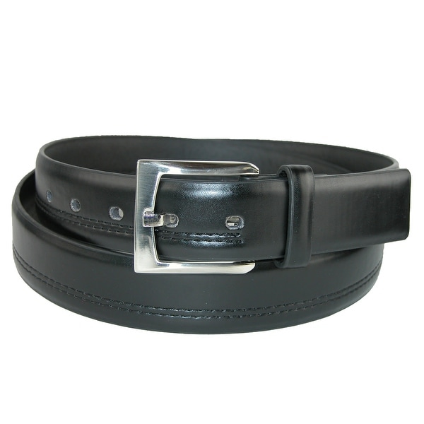 Beverly Hills Polo Club Men's Dress Belts (Pack of 2)