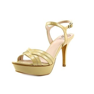 Vince Camuto Paden Women W Open Toe Leather  Platform Heel
