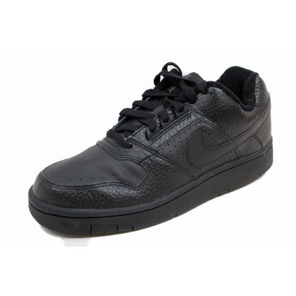 Nike Men's Delta Force Low SI Black/Black 313729-001