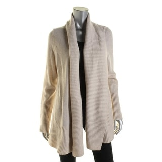 Private Label Womens Cashmere Shawl Collar Cardigan Sweater