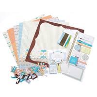 Me & My Big Ideas My Grandchildren Page Kit, 12 by 12-Inch