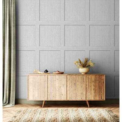 Stacy Garcia Home Squared Away Peel and Stick Wallpaper