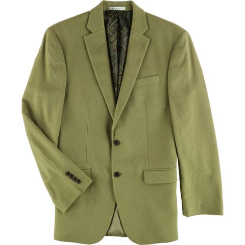 Ralph Lauren Mens Classic-Fit Sport Coat