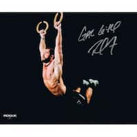 Rich Froning Autographed Muscle Up Signed 8x10 Photo