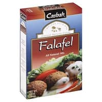 Casbah Falafel All Natural Mix - Case of 12 - 10 oz.