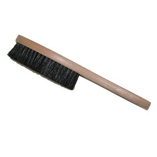 Dorfman Pacific Horsehair Brush for Wool Hat Clean Nap Wooden Handle - One Size