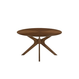 Link to WELLS Contemporary Round Dining Table Similar Items in Dining Room & Bar Furniture