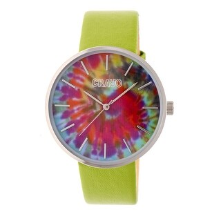 Crayo Swirl Unisex Quartz Watch