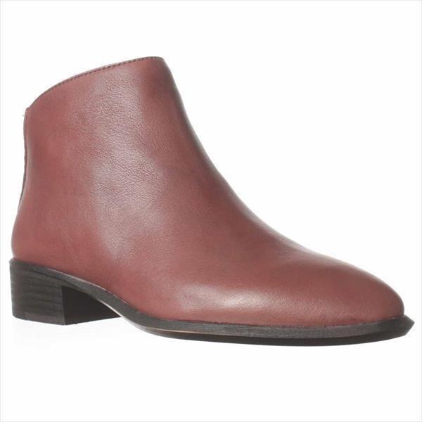 Dolce Vita Mylene Chelsea Ankle Boots, Bordeaux - 9.5 us
