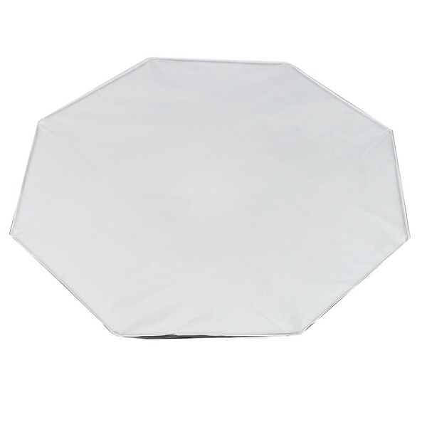 Photo Studio 85cm Diameter Umbrella Softbox White for Speed Light Flash