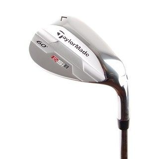 New TaylorMade RSi 1 Lob Wedge 60* FST Steel Uniflex Shaft RH