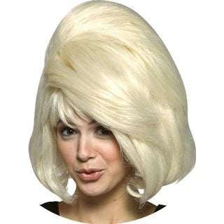 Rasta Imposta Womens Wig A La Mod Costume Wig Halloween Party - o/s
