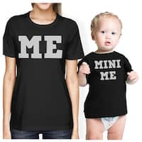 Mini Me Mom and Baby Matching Gift Shirts Infant Tee New Mom Gifts