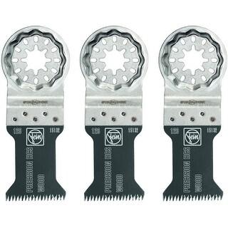 "Fein 63502126270 Starlock Precision Oscillating Blades, 1-3/8"""