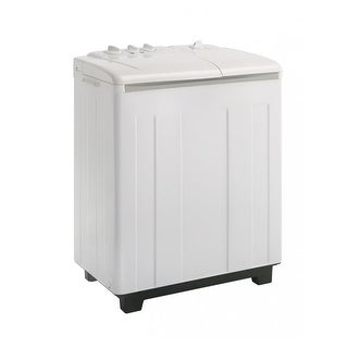 Danby DTT100A1 29 Inch Wide 2.3 Cu. Ft. Capacity Portable Washer with Overflow P