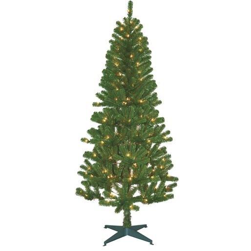 General Foam Christmas 6' Morrison W/Clear Tree DB-RAF176523 Unit: EACH