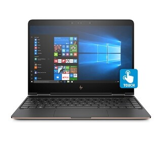 "HP Spectre x360 15-bl075nr Core i7 16GB 512GB SSD 15.6"" UHD Touchscreen Notebook"