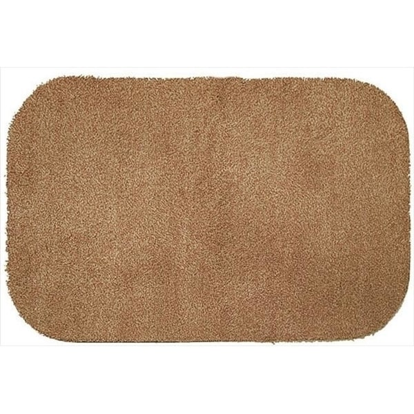 309023040 Dirt Stopper Mat in Brown and White - 20 in. x 30 in.
