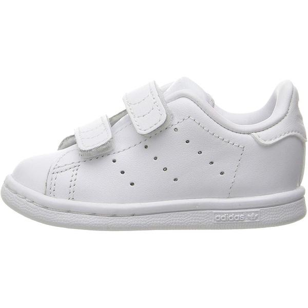 adidas Originals Kids Stan Smith Cloudfoam Sneaker