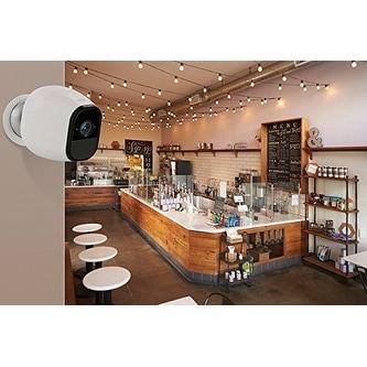 Netgear Flexpower Onvif Compliant Wire-Free Ip Camera (Vnc4030)
