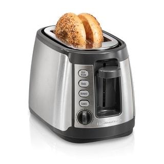 Hamilton Beach 2 Slice Keep Warm Toaster