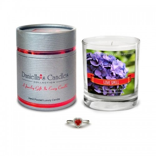 Love Spell Jewelry Candle - Surprise Me