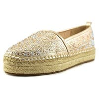 INC International Concepts Womens Caleyy2 Round Toe Espadrille Flats